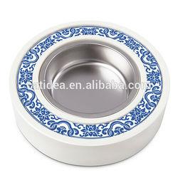 CATIDEA Art Loop Pet Bowl For Cat, Pets