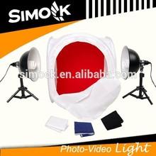 Daylight 600 Tabletop Studio Lighting Kit, photo equipment