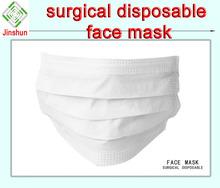 Nonwoven disposable decorative medical face masks