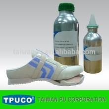 TPUCO Shoes Adhesive used Water Based Hardener