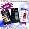 2014 customized self-adhesive nail sticker/nail foil/nail wraps/nail patch