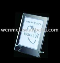 (PF-002) Acrylic Magnetic Photo Frame / Acrylic Holder