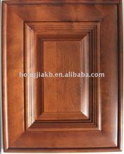 Solid Coffee Glaze Kitchen Cabinet Door