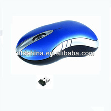 anti-wear abs 2.4g wireless mouse