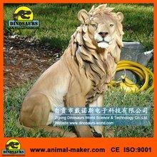 Indoor playground Simulation Animals Lion