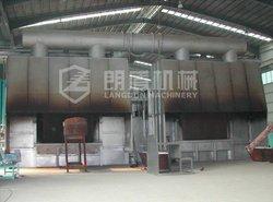 aluminium holding furnace