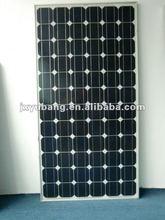 Cheap price Home solar panels 165W solar module battery charger photovoltaic solar panels renewable energy solar photovoltaic