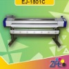 vinyl sticker printer printing machine for sale EJ-1801C (high resolution, Epson Dx5 head,with software,low cost)