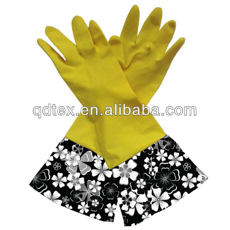 Des gants de caoutchouc regarder 4