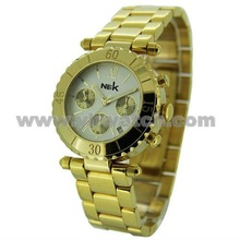 High Quality Couple Watches brand new Ladies Stainless Steel Watch