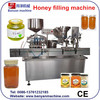 Factory Price Jam And Honey Filling and Capping Machine/0086-18516303933