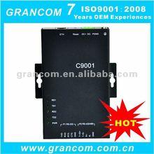 2-port RS232 to RJ45 TCP/IP Ethernet Converter