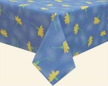 DISPOSABLE design PVC Lace Tablecloth PLSATIC TABLE COVER