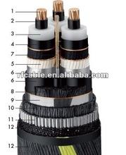 0.6/1kv XLPE Submarine cable