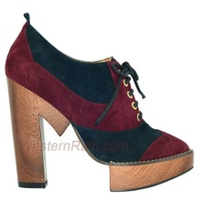 Red Boots for Women , Women Color Boots , Leather Boot 2012