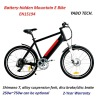 Strong Electric Bike 500w with hidden lithium battery