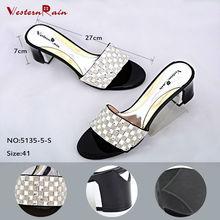 slippers ladies/ladies elegant footwear/woman shoes high heels