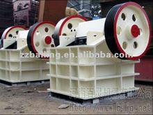stone or ore crushing equipment