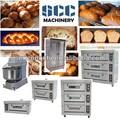fornitore di attrezzature da forno panificio forno a gas tipo