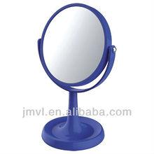 2015 prático espelho cromado espelho de maquilhagem