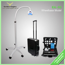 Laser teeth whitening machine with Osram leds from Germany