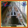 Profesional de hierro galvanizado de aves de jaula/de aves de jaula de trampa( iso9001 fábrica)