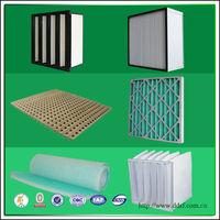 All kinds Air Filter (hepa,pocket,penal,V bank,filter bag, spray and paint filter..)
