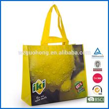 Guohong Eco Ink Non Woven Bag For Shopping
