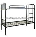 durable antiguos militares al por mayor camas literas con escalera