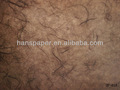 de color hecho a mano de morera de papel de regalo de papel saa
