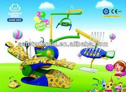 2013 China best dental unit for kid (Mare Kid)/children dental chair/children curing