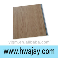 Panel plastic and Decorative panels & Sheet plastic (250MM X thickness 7.5mm/8mm)