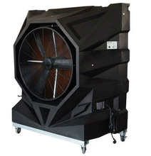 strong power evaporative air cooler with CE/BV certification and water