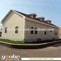 Panelizado casa, las casas prefabricadas, villa de acero ligero