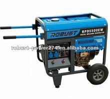 Mini Size Diesel Welding Generator