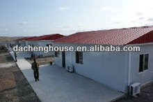 Rural/Country Small Prefab House/Home for Farmer/Worker/Poor People with Cheap Price