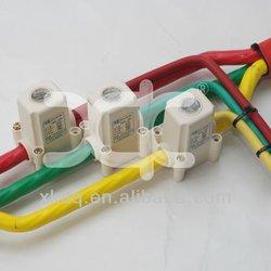 T-connection terminal block