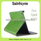 iP13015 Faux crocodile leather case for 7 inch tablet pc