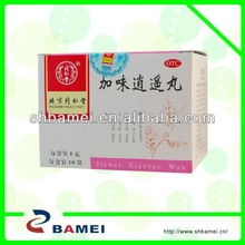 fasion calcium tablet boxes