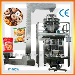 20gram 100gram 500gram 1000gram 1.5kg Automatic vertical gusseted bag /pillow bag food packing/packaging machine of JT-460W