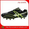 Nuevo 2015 personalizado de marca zapatos de fútbol para el hombre, el hombre botas de fútbol,, el cliente botas de fútbol