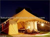 Swiss Luxury Tent.