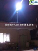 20W cheap LED solar lighting for garden/street with50W solar panel