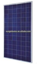 240w best price per watt solar panels for PV system,top of roof