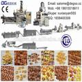 Automático de cereais de pequeno-almoço de flocos de milho planta fabrico