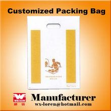 Manufactory! high quality custom print shopping plastic bags