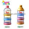 Respetuoso del medio ambiente del bebé envase de leche en polvo