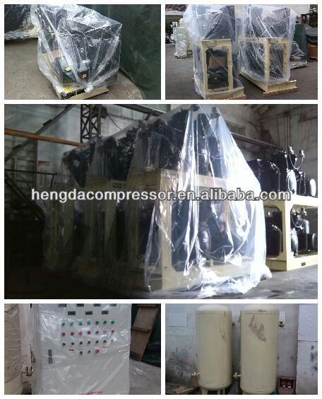 12v air compressor 770CFM 508PSI 330HP 22m3 35bar 242kw