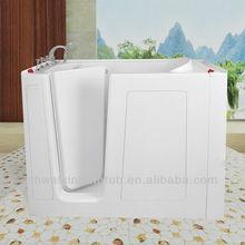 whirlpool bathutub/walkin bathtub/bathtub with seat bathtub for disabled bathtub CWB3054