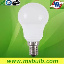 led bulb light A45 E14 LED bulb 1.8w 150lm lamp led made in jiaxing